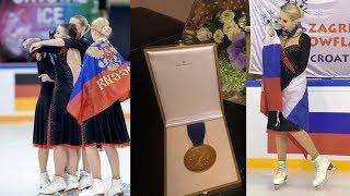 Югорская фигуристка вошла в состав сборной России
