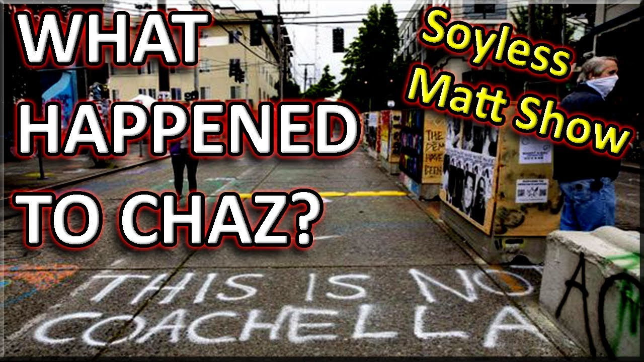 Chaz is Done, Chop is Gone! What has is like inside, though? It's The Soyless Matt Show #23
