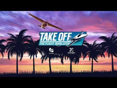 Take Off - The Flight Simulator #1 Personal Aircraft - Gameplay