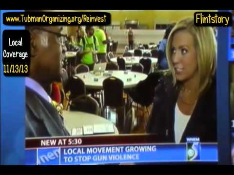 Local Coverage of REINVEST EXPRESS in Flint Michigan USA