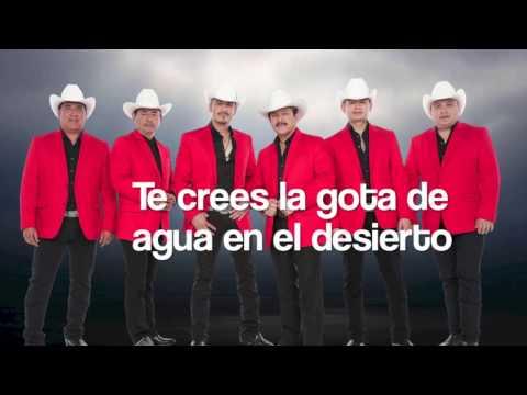 Los Invasores de Nuevo León - Niña tonta (Video Lyric)