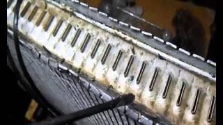 ремонт радиаторов видео