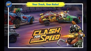 Clash for Speed – Xtreme Combat Racing - Android Gameplay ᴴᴰ