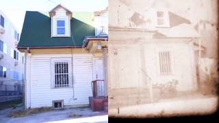 """The House"" Before and After"