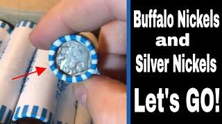 Hunting Buffalo, Finding Silver - Nickels