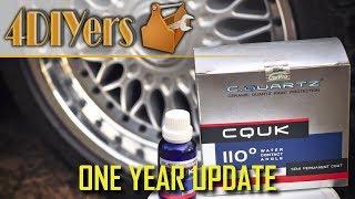 Review: CQuartz UK Nano Coating After One Year