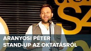 A kiugrott történelemtanár | Stand-up | Aranyosi Péter