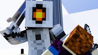 """Fear him"" [Minecraft Fight Animation]"
