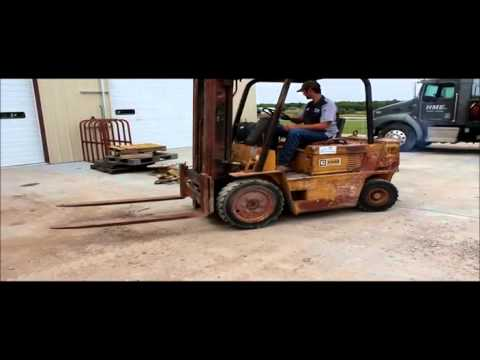 1988 Caterpillar V50D forklift for sale | sold at auction June 17, 2015