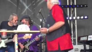 Jackie Lynton Band Let It Rock WEYFEST 2015