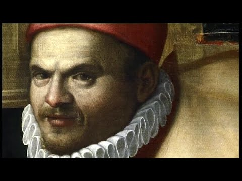 The Portrait of a Disabled Man from the 16th century