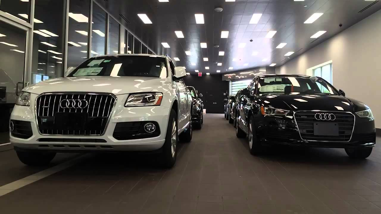Ray Catena Audi Toms River - NOW OPEN - YouTube