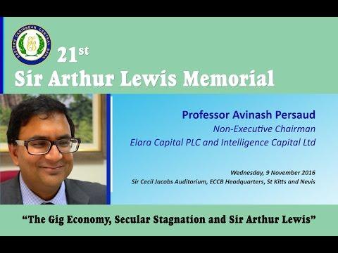 ECCB Connects: Season 2 - Episode 12 - 21st Arthur Lewis Memorial Lecture Part II