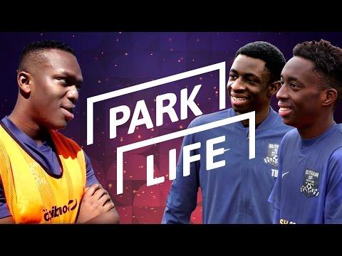 KSI SCORES IN FOUR GOAL THRILLER | Park Life
