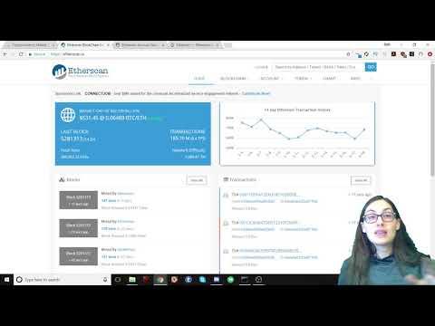 Know Your Crypto Resources: Etherscan.io - Ethereum Block Explorer
