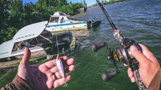 Fishing Abandoned  Saltwater Inshore Islands