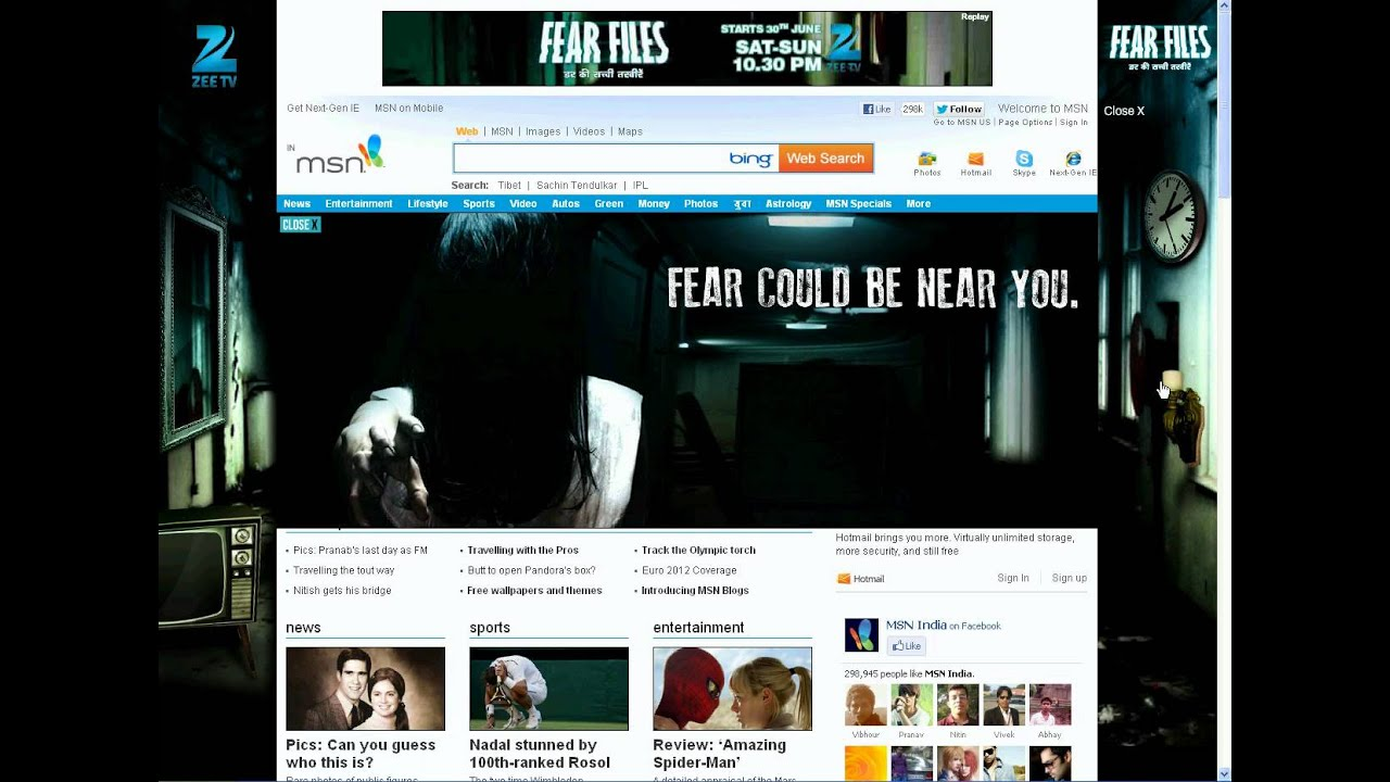 Fear files trailer zee tv / The new worst witch episode 1