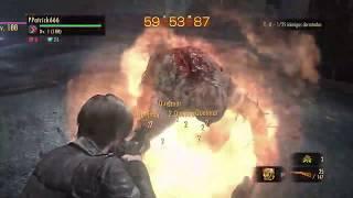 Resident Evil Revelations 2 Desafio de Nível Restrito Nº 492 (05'55) cenário 6-4