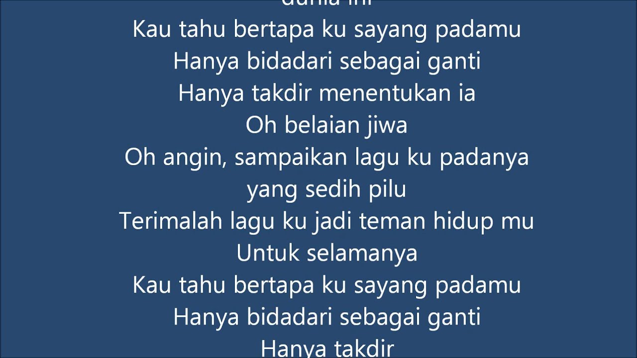 Belaian Jiwa - Lyrics and Music by Innuendo arranged by ...