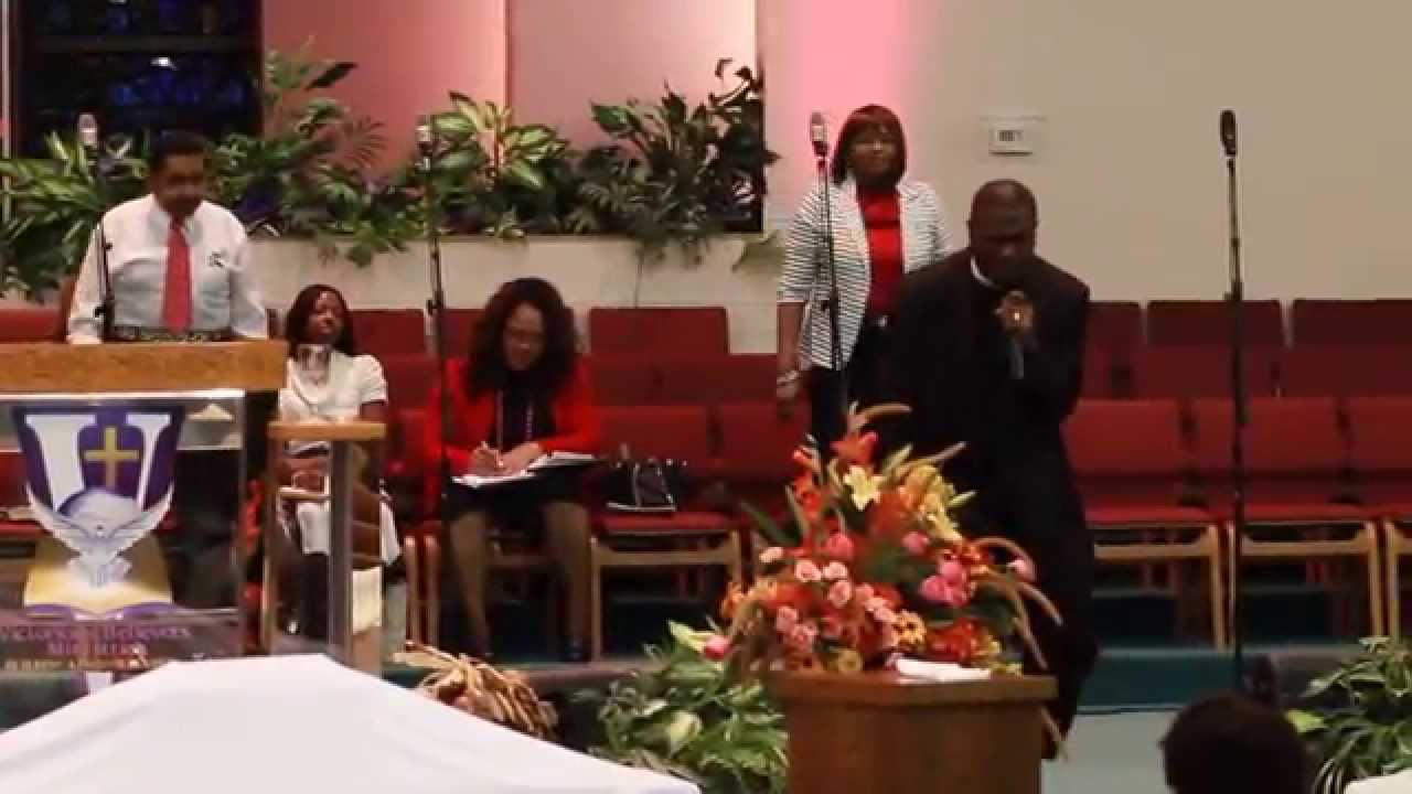 """You Got To Have Faith to Finish"""" Sermon Snippet - Pastor Chris ..."""