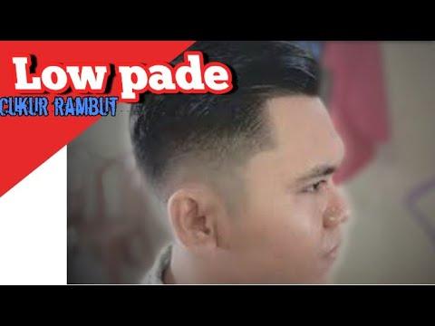 Potong Rambut Pria Jaman Now