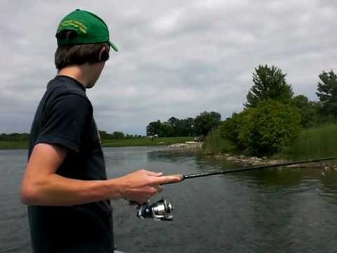 Fishing the midwest catching bass n 39 perch youtube for Midwest fishing report