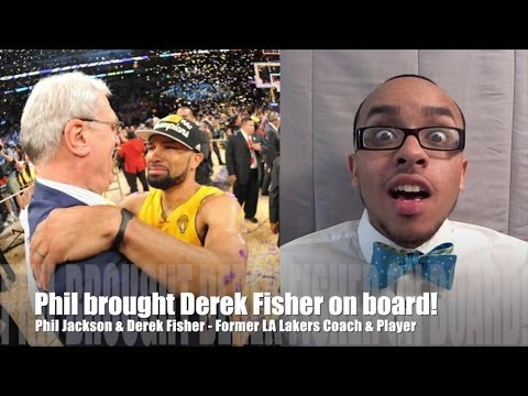 TEA: TOUGH TOPIC Derek Fisher new head coach for the New York Knicks!
