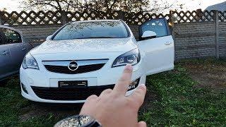 Opel Astra J 2012 1.7CDTI AFL+ Почему я Не Купил?