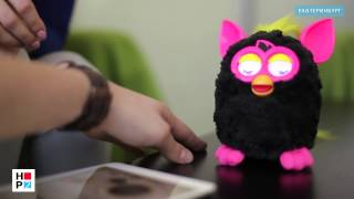 Меняем характер Furby