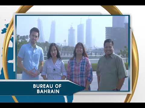 Bahrain Bureau | INC 50th WEST ANNIVERSARY GREETINGS