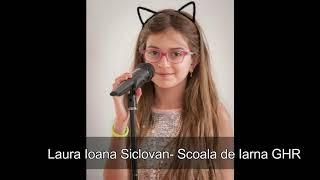 Laura Ioana Siclovan   Scoala de iarna GHR