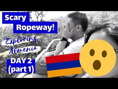 EXPLORING ARMENIA ON A BUDGET (2019) - DAY 2 (Part 1)│MkCoNa