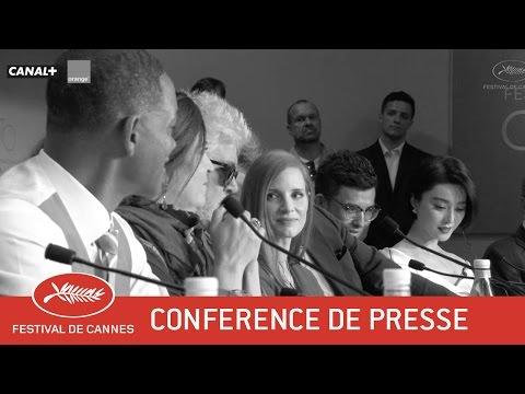 LE JURY - Conférence de Presse - VF - Cannes 2017