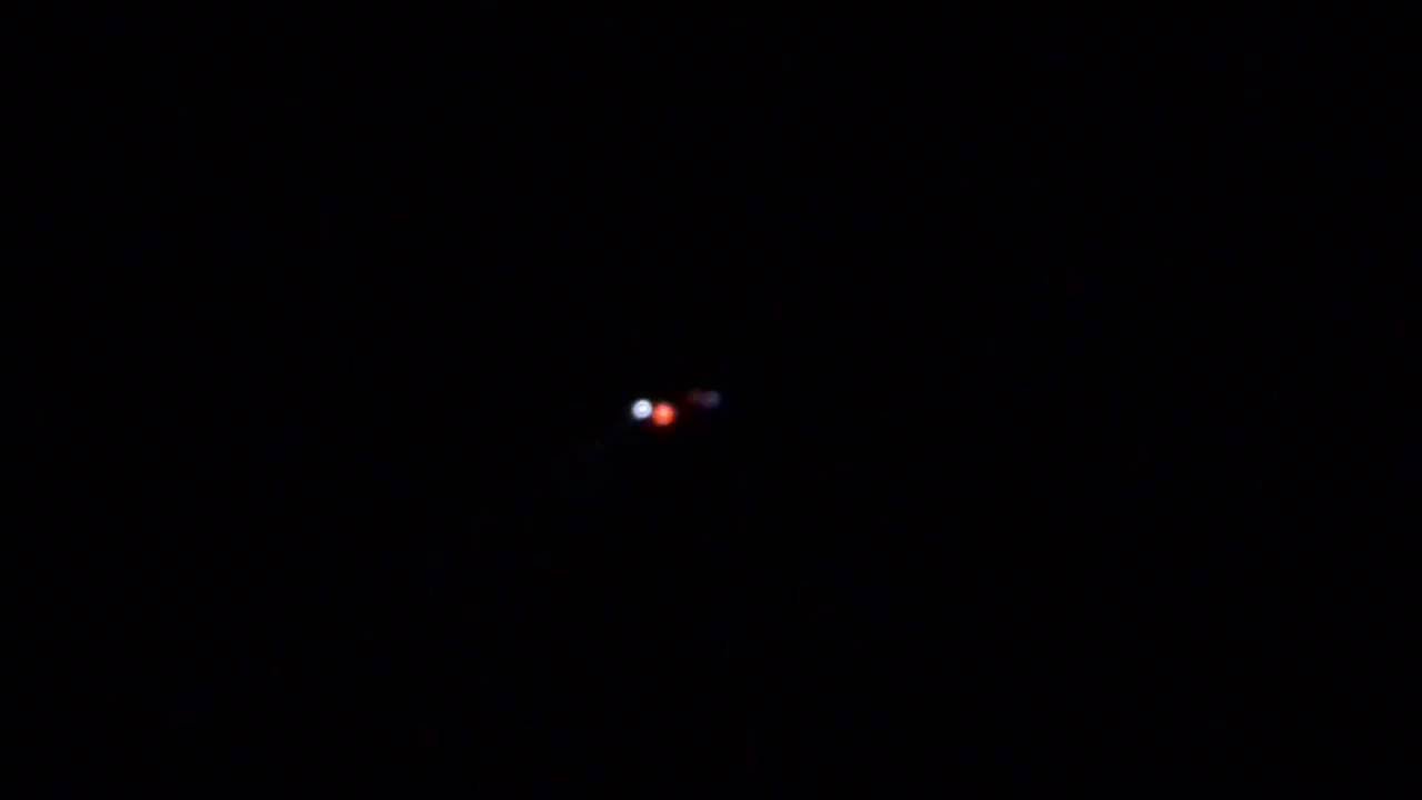 Police helicopter Searching River Medway at Night