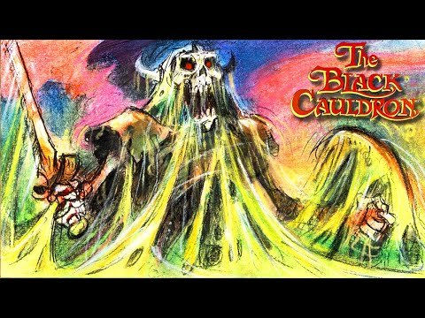 Yesterworld: The Troubled History of The Black Cauldron & The Lost Cut Scenes (Revealed)