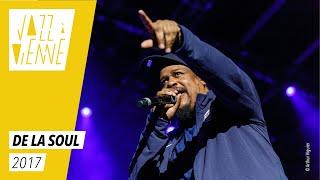 De La Soul - Jazz à Vienne 2017 - Live