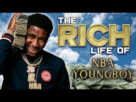 NBA YoungBoy  The RICH Life  FORBES Net Worth 2019  Cars Mansion Chain & more