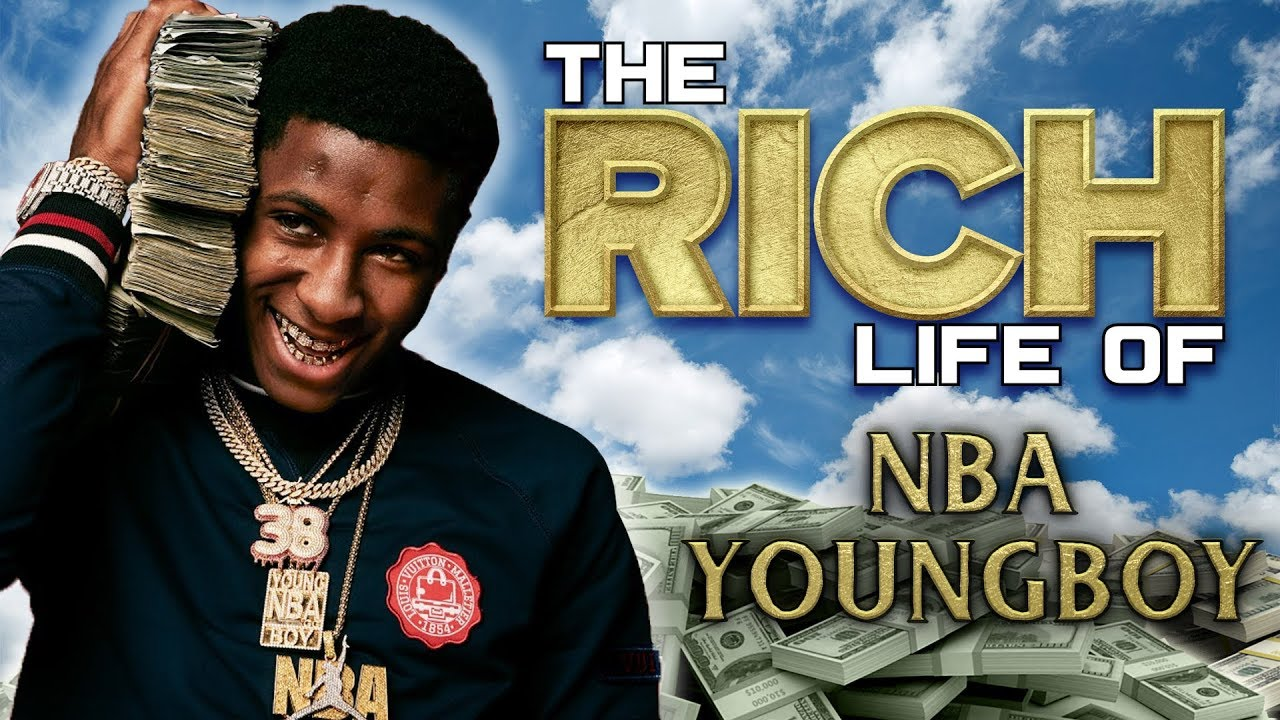 Nba Youngboy The Rich Life Forbes Net Worth 2019 Cars Mansion Chain More Youtube