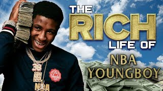 NBA YoungBoy | The RICH Life | FORBES Net Worth 2019 ( Cars, Mansion, Chain & more )