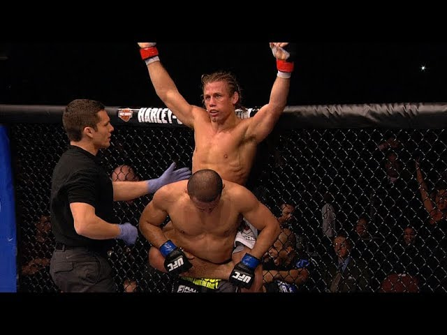 Urijah Faber Top 5 Submissions