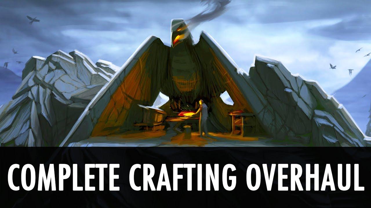 Skyrim Mod Complete Crafting Overhaul