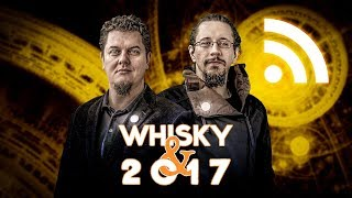 Whisky 2017 Jahresrückblick Highlights Kambo Remote Viewing Multidimensionalit