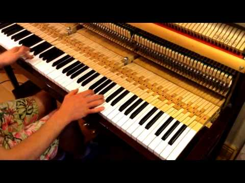 (Day 2) Flying [Peter Pan 2003] Piano Rendition