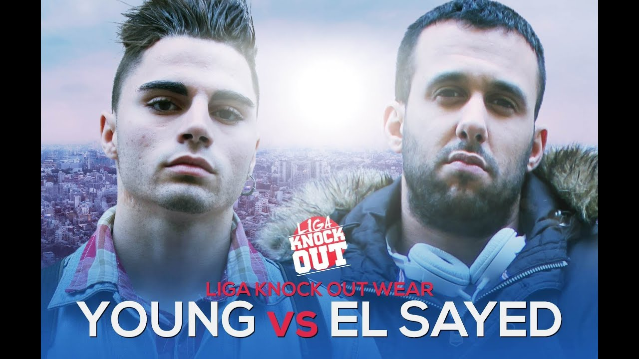 Download Liga Knock Out / EarBox Apresentam: Young vs El Sayed (Especial LKO Wear)