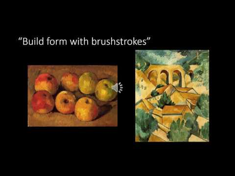 Braque and Picasso Cubism   Copy