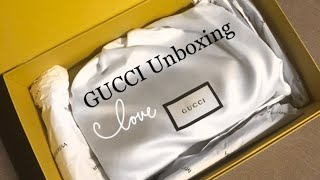 Unboxing | Gucci Ophidia GG Small Shoulder Bag