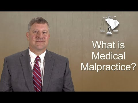 Medical Malpractice - What is it? | Whetstone Perkins & Fulda - Columbia, SC