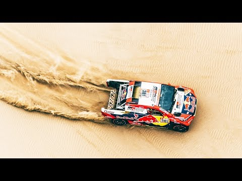 Nasser Al-Attiyah: Road to Dakar Part 2