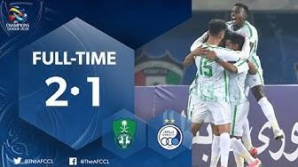 #ACL2020 : AL AHLI SAUDI FC (KSA) 2-1 ESTEGHLAL FC (IRN) : Highlights