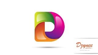 Illustrator Tutorials |  D Logo
